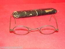 Jolie très ancienne paire de lunettes d'enfant ?