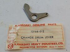 Leva comando desmo - Gear Change Drum Lever - Kawasaki H1 H2 NOS: 13168-012