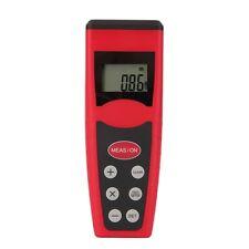 LCD Digital 18M Ultraschall Laser Entfernungsmesser Distanz Messgerät + InfrarF4