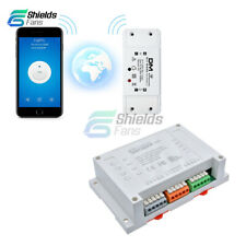 1/4CH 1/4 Channel Sonoff Wireless WiFi Smart Home Switch Module Remote Control