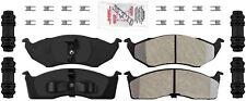 Disc Brake Pad Set-AWD Front Autopartsource PTM591
