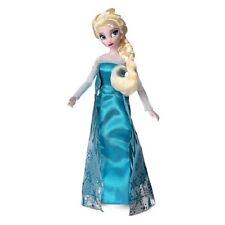 """Disney Store - 12"""" - Princess Elsa Doll from Frozen with real removable clothes"""