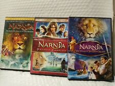 The Chronicles of Narnia: 3 Movie Collection Dvd