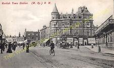 Kentish Town Railway Station Photo. St. Pancras - Finchley. Midland Railway. (6)
