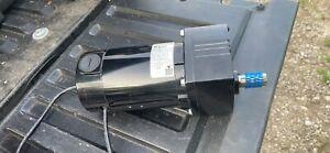 BODINE ELECTRIC Gearmotor 42A5BEPM-E3 130 VDC 1.8A 40:1 Ratio 62 RPM 1/4 HP