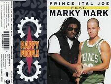 PRINCE ITAL JOE AND MARKY MARK : HAPPY PEOPLE / CD - TOP-ZUSTAND
