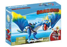 Playmobil - 9247 Dragons Astrid et Tempête