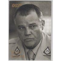 James Bond Dangerous Liaisons - Bond Villains F35 Joe Don Baker
