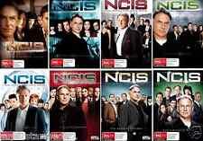 NCIS SEASON 1 2 3 4 5 6 7 8 : NEW DVD