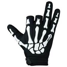 Exalt Paintball Death Grip Gloves - White - Small