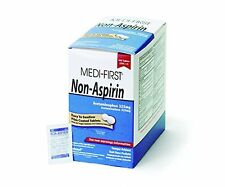 Medique Products 80313 Medi-First Non Aspirin, 500 Tablets, 250 X 2, New, Free S