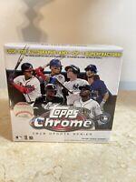 Topps Chrome 2020 Update Series Baseball Mega Box Sealed. Target Exclusive.