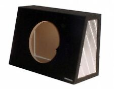 """Truck Subwoofer Box Single 10"""" Sealed 3/4"""" MDF.66 Air Space OBCON GZ"""
