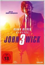 JOHN WICK KAPITEL 3  MIT KEANU REEVES DVD DEUTSCH
