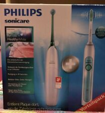 33953 Philips Sonicare AirFloss HealthyWhite interdentale incluso - Ricaricabile