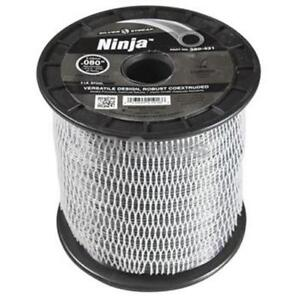 Ninja Trimmer Line  .080 3 lb. Spool Part # 380-431