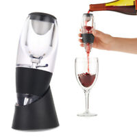 Fashion Wine Set Family Party Hotel Fast Aeration Wine Pourer Magic Decanter