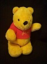 Pooh Bear Vintage Winnie The Pooh Gund Plush Stuffed Animal Toy Sears Stuffie