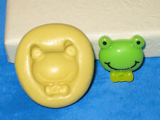 Frog Silicone Push Mold A455 For Chocolate Resin Candy Fondant Craft Cake Pop