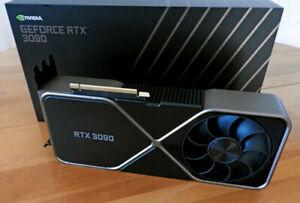 NVIDIA GeForce RTX 3090 Founders Edition 24GB GDDR6 - Digital Edition