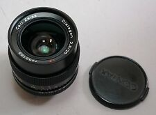 CONTAX Carl Zeiss Distagon 25/2.8 MMJ Lens M42 Modified for Pentax K Sigma SA