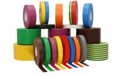 BN-01547 - Electrical Insulating PVC Tapes - PVC ORANGE 12MM X 33M