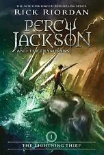 The Lightning Thief (Percy Jackson and the Olympians, Book 1); Rick Riordan