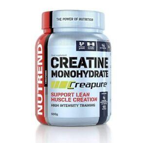 Nutrend Creatine Monohydrate Creapure Powder - 500g