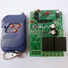 Reverse DC Motor Rotation Forward Backward RF Wireless Remote Control DC24V 433M