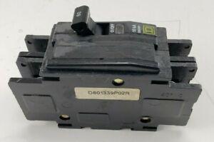 Square D 60 Amp 2 Pole HVAC Specific Breaker D801339P02R