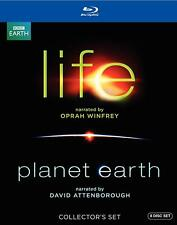 NEW - Life/Planet Earth Collection [Blu-ray]