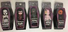 Mezco Mini Living Dead Dolls Series 16 - 5 Dolls NIB For Spooky Kids/ Halloween
