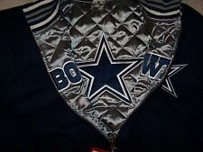 Mitchell & Ness Cowboys reversible wool jacket size 48 xl  new  retail 450$