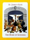 Guinness Beer St. James Gate ACE of SPADES Single Swap Playing Card
