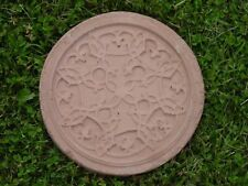 Decorative Celtic Design Concrete Plaster Cement Garden Stepping Stone Mold 1015