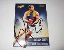 West Coast Eagles 2010s AFL & Australian Rules Football Memorabilia