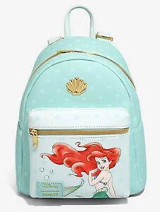 New handmade Disney Little Mermaid speedwell sling backpack bag