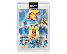 Topps PROJECT 2020 Card 286 - 1975 George Brett by Andrew Thiele