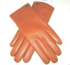 Coach Ladies Sunset Sheep Leather Tech Gloves Lined F76310 Size 8