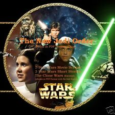 CD - Write a Script - Star Wars - 10 eBooks (Resell Rights)