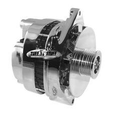 Tuff-Stuff Alternator 8173NE; CS144 250 Amp Chrome INT for Chevy Corvette LT1