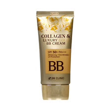 [3W CLINIC] Collagen & Luxury Gold BB Cream - 50ml (SPF50+ PA+++)