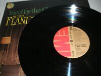 Tried By The Centre Court Flanders and Swann  Vinyl Album 1977 EMI NTS 116