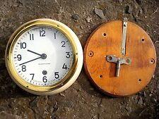 VINTAGE RUSSIAN BOAT/SHIP SUBMARINE NAVY CABIN ANTIMAGNETIC CLOCK VOSTOK