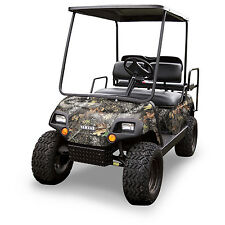 Mossy Oak Camo Golf Cart Wrap - Break-up