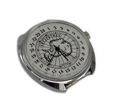 Russian Mechanical watch 24 hr military dial POLAR ANTARCTICA PENGUIN (0634)