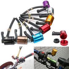 Motorrad Aluminum Bremsflüssigkeitsbehälter Kupplung Behälter vorne Universal