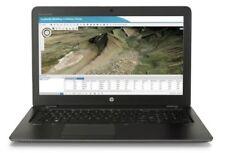 Ordenadores portátiles y netbooks HP de zbook con 500GB de disco duro