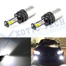 2x HID White 1800LM 7506 LED Turn Signal DRL Parking Light Bulbs fit Alfa Romeo