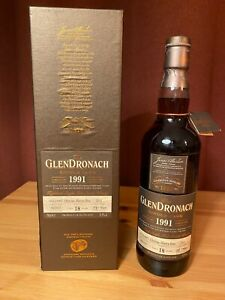 Glendronach 18 Years - 1991 - Oloroso Sherry Butt 2512 - Batch 3